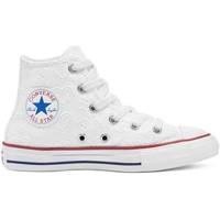 Skor Barn Sneakers Converse 671097C Vit