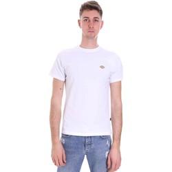 textil Herr T-shirts Dickies DK0A4XDAWHX1 Vit