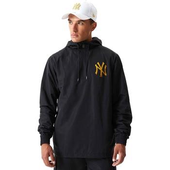 textil Herr Sweatshirts New-Era 12590862 Svart