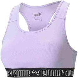 textil Dam Sport-BH Puma 520302 Violett