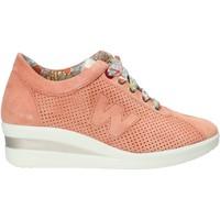 Skor Dam Sneakers Melluso HR20110 Orange