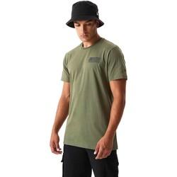 textil Herr T-shirts & Pikétröjor New-Era 12590874 Grön