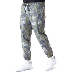 textil Herr Byxor New-Era 12590879 Grön