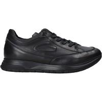 Skor Herr Sneakers Alberto Guardiani AGM004804 Svart