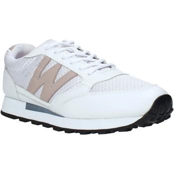 Skor Herr Sneakers Melluso U93200X Vit