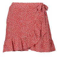 textil Dam Kjolar Betty London OLINDA Röd / Vit