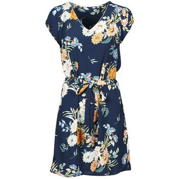textil Dam Korta klänningar Betty London OWAKA Marin / Flerfärgad