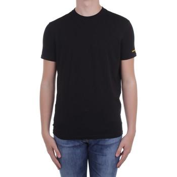 textil Herr T-shirts Dsquared2 Underwear D9M203540 Black
