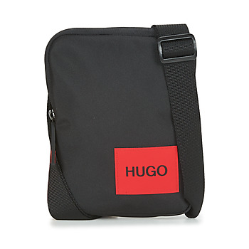 Väskor Herr Portföljer HUGO Ethon_NS zip Svart