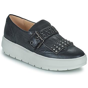 Skor Dam Sneakers Geox KAULA Svart