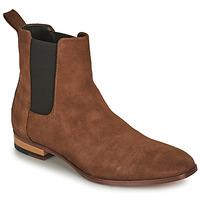 Skor Herr Boots HUGO CULT CHEB Cognac