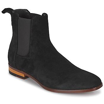 Skor Herr Boots HUGO CULT CHEB Svart