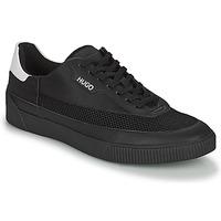 Skor Herr Sneakers HUGO ZERO TENN Svart