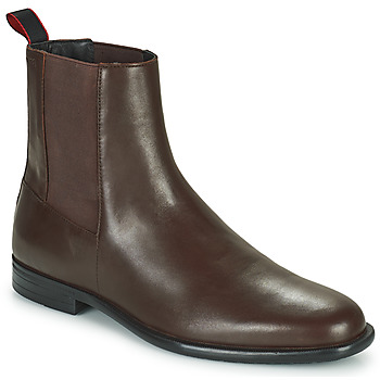 Skor Herr Boots HUGO KYRON CHEB Brun