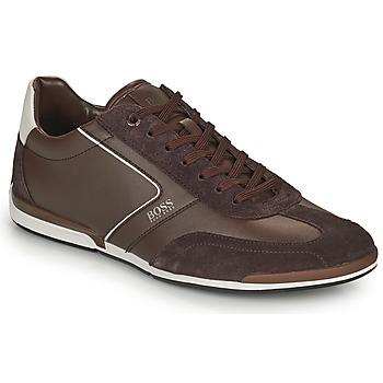 Skor Herr Sneakers BOSS SATURN LOWP ITAL Brun