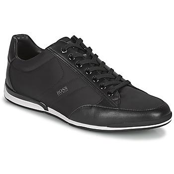 Skor Herr Sneakers BOSS SATURN LOWP NYS Svart