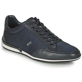 Skor Herr Sneakers BOSS SATURN LOWP NYST Marin