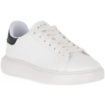 Skor Herr Sneakers Acbc BIO MILAN Bianco