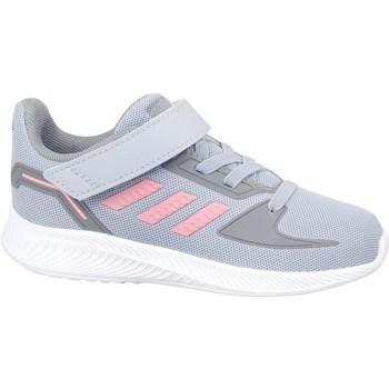 Skor Barn Löparskor adidas Originals Runfalcon 20 Gråa
