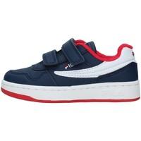 Skor Pojkar Sneakers Fila 1011078 NAVY BLUE