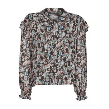 textil Dam Blusar Betty London OCARA Svart / Flerfärgad
