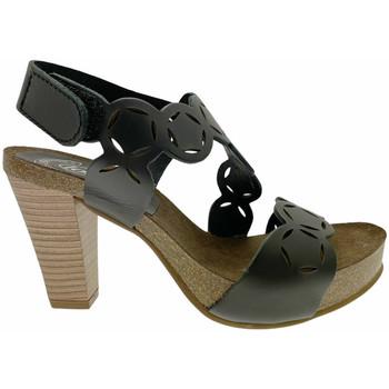 Skor Dam Sandaler Calzaturificio Loren LOJ0846ne nero