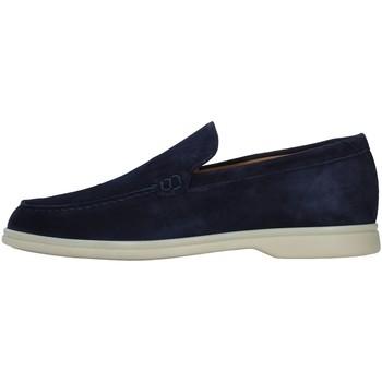 Skor Herr Loafers Rossano Bisconti 358-02 BLUE