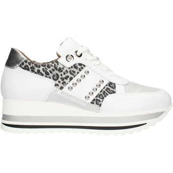 Skor Dam Sneakers Comart 1A3452 White
