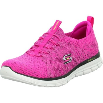 Skor Dam Sneakers Skechers Shes Magnificent Rosa