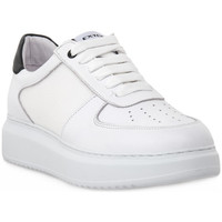 Skor Herr Sneakers Exton BIANCO NAPPA Bianco
