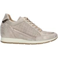 Skor Dam Sneakers Enval 72771 Beige