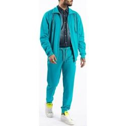 textil Herr Sweatshirts Takeshy Kurosawa  Blå