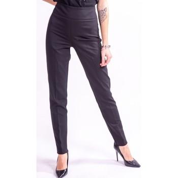 textil Dam Chinos / Carrot jeans Emme Marella GIOIA Färglös