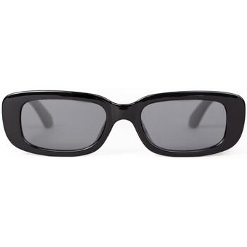 Klockor & Smycken Herr Solglasögon Jacker Sunglasses Svart