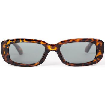 Klockor & Smycken Herr Solglasögon Jacker Sunglasses Brun