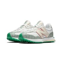 Skor Sneakers New Balance NB 237 x Casablanca Holly Green Munsell White/Holly Green