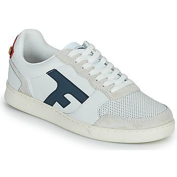 Skor Herr Sneakers Faguo HAZEL Beige / Blå