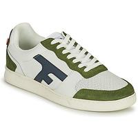 Skor Herr Sneakers Faguo HAZEL Vit / Kaki
