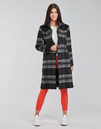 textil Dam Kappor Desigual CHRISTIE Svart