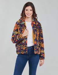 textil Dam Vindjackor Desigual COLETTE Flerfärgad