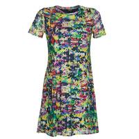 textil Dam Korta klänningar Desigual ANN Flerfärgad