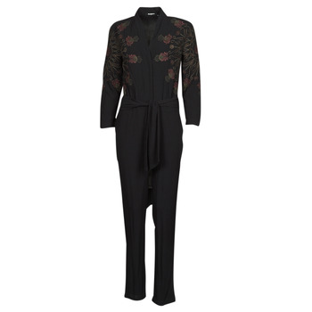 textil Dam Uniform Desigual NIAGARA Svart