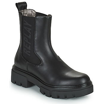 Skor Dam Boots Replay HANNA WESTCROFT Svart