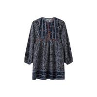 textil Flickor Korta klänningar Pepe jeans SUSA Flerfärgad
