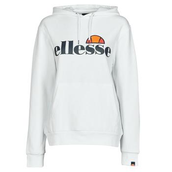 textil Dam Sweatshirts Ellesse TORICES Vit