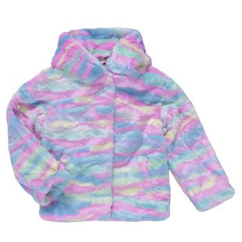 textil Flickor Kappor Desigual CONGO Flerfärgad