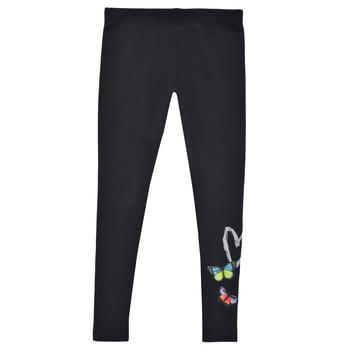 textil Flickor Leggings Desigual TEO Svart