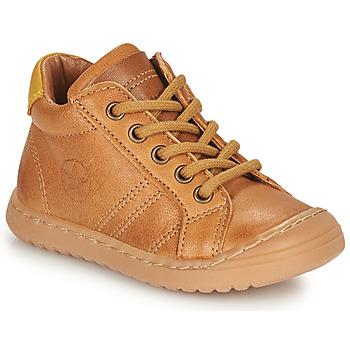 Skor Pojkar Boots Bisgaard THOR Brun