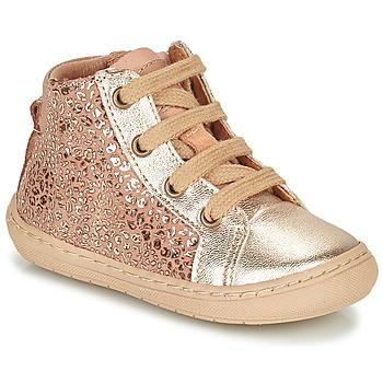 Skor Flickor Boots Bisgaard VILLUM Rosa