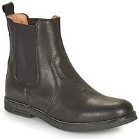 Skor Flickor Boots Bisgaard NANNA Svart
